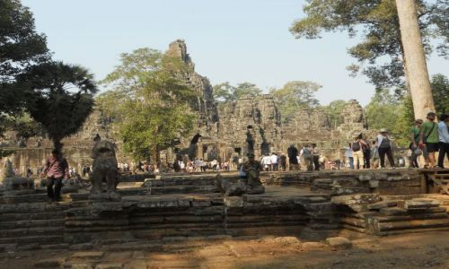 Zdjecie KAMBODżA / - / Angkor / Kambodża
