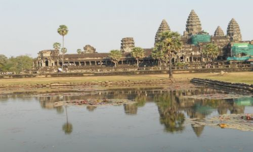 Zdjęcie KAMBODżA / - / Angkor / Kambodża