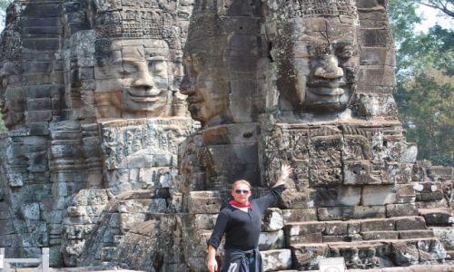 Zdjecie KAMBODżA / Asia / Cambodia / Faces