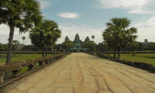KAMBODżA / angkor wat / ... / swiątynia