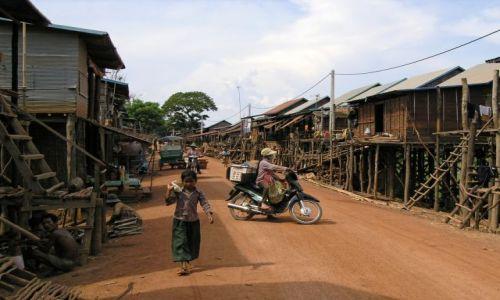 Zdjecie KAMBODżA / - / okolice Beng Mealea / wieś