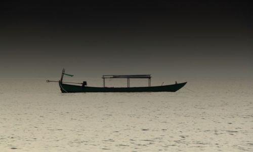 Zdjęcie KAMBODżA / Sihanaukville / Serendipiti Beach / Samotność