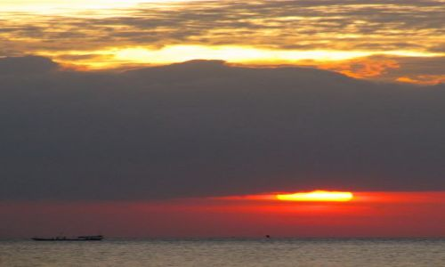 Zdjecie KAMBODżA / sihanoukville / sihanoukville / sunset 2