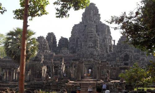 Zdjecie KAMBODżA / - / Angkor Thom / Kambodża