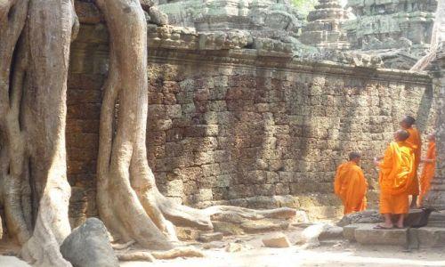 Zdjecie KAMBODżA / Angkor / Angkor / Angkor