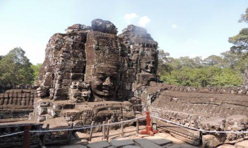 Zdjecie KAMBODżA / -Siem Reap / Angkor / Angkor