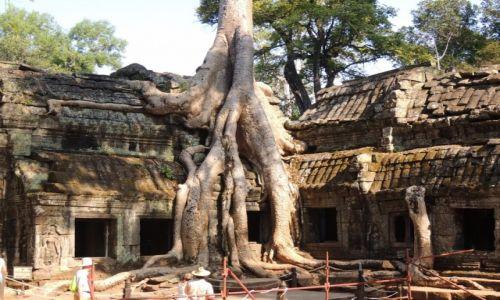 Zdjęcie KAMBODżA / -Siem Reap / Angkor / Angkor