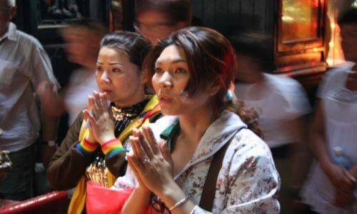 Zdjecie KAMBODżA / - / Phnom Penh / KONKURS - Modlitwa