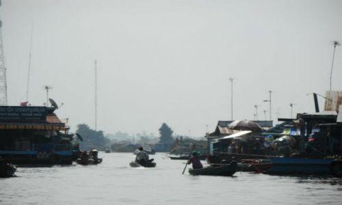 Zdjęcie KAMBODżA / ... / ... / floating villages 3