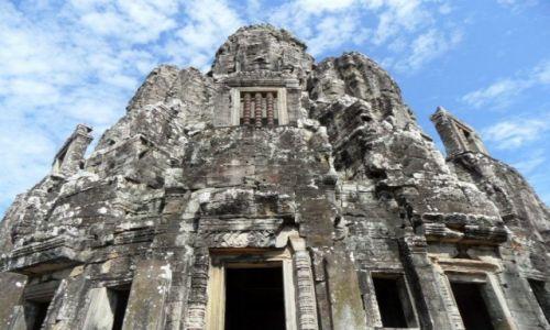 Zdjęcie KAMBODżA / siem reap / Angkor / Angkor what? 5