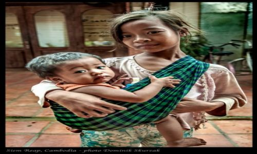 KAMBODżA / Siem Reap / Siem Reap / LIFE