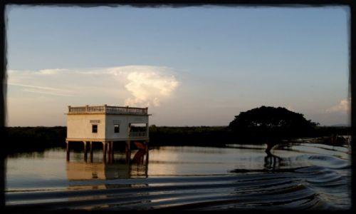 Zdjęcie KAMBODżA / - / Jezioro Tonle Sap / Kambodża