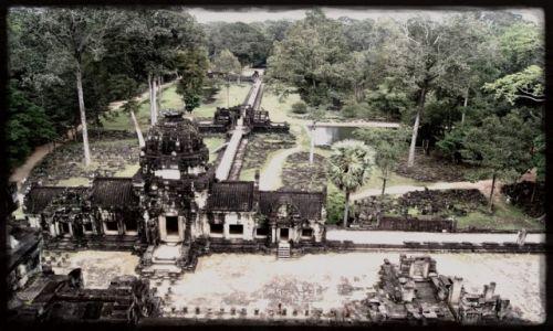 KAMBOD�A / - / Kambodza / �wi�tynia