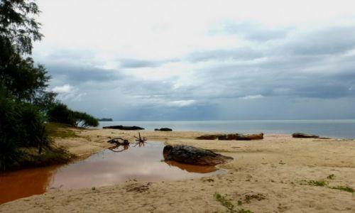 Zdjęcie KAMBODżA / - / Kambodza / plaża
