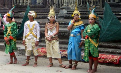 Zdjęcie KAMBODżA / .. / Angkor Wat,  / Zaproszenie do fotografii