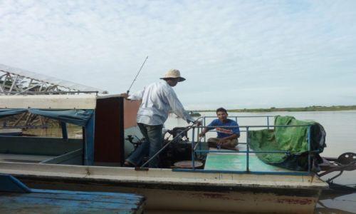 Zdjecie KAMBODżA / Siem Reap / Tonle Sap / Kambodża, zaginiona perełka.