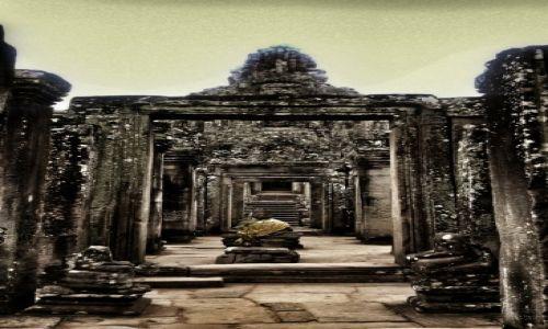 Zdjecie KAMBODżA / Siem Reap / Angkor Wat  / Kambodża