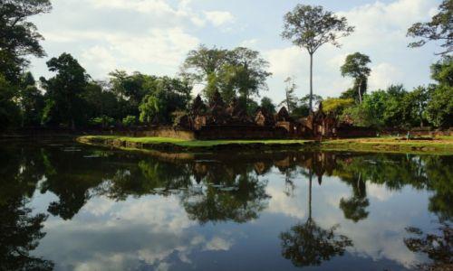 Zdjecie KAMBODżA / Siem Reap / Angkor Wat / Świątynia