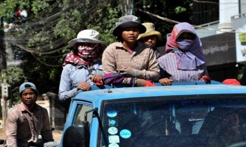 Zdjecie KAMBODżA / północno--zachodnia Kambodża /  Siem Reap / Ekipa incognito 3