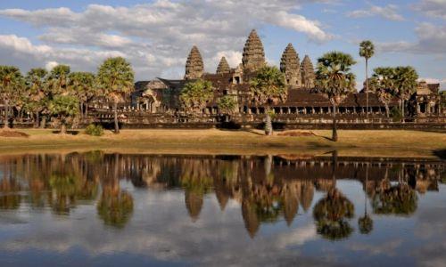 KAMBODżA / okolice Siem Reap / Angkor Wat / Angkor Wat