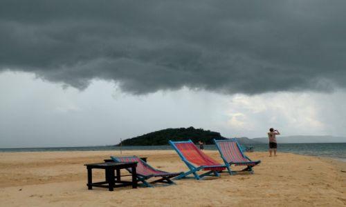 Zdjęcie KAMBODżA / Sihanoukville / Zatoka Tajlandzka / Zdążyć przed burzą