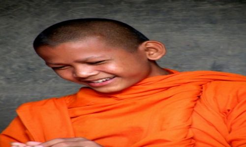Zdjęcie KAMBODżA / Siem Reap / Angkor / Portrecik