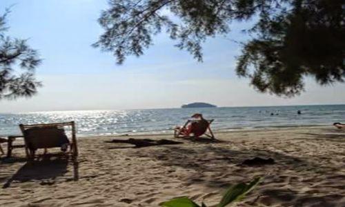 Zdjecie KAMBODżA / Sihanoukville / Otres Village / Chillaut