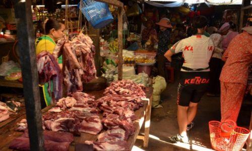 Zdjecie KAMBODżA / Kambodża / Kambodża / Sektor mięsny