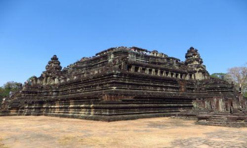 Zdjęcie KAMBODżA / Angkor / Angkor Thom / Świątynia Baphuon