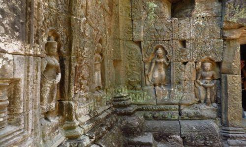 Zdjęcie KAMBODżA / Angkor / okolice Siem Reap / Świątynia Ta Som