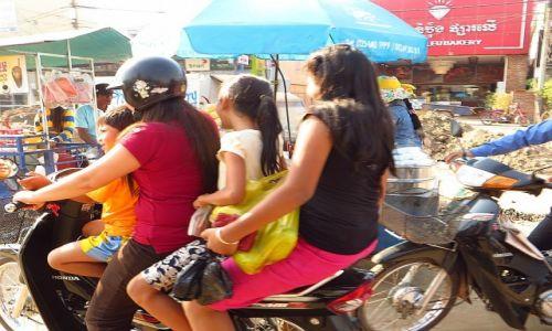 Zdjęcie KAMBODżA / Angkor / Siem Reap / rodzinna wycieczka