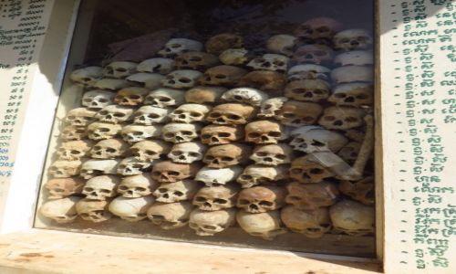 Zdjęcie KAMBODżA / Angkor / Siem Reap / Pola Śmierci