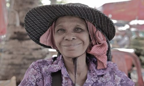 Zdjęcie KAMBODżA / Koh Kong / Koh Kong / kobieta
