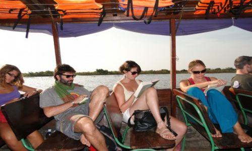 Zdjecie KAMBODżA / jezioro Tonle Sap / Tonle Sap / Czytać(nie)czytać