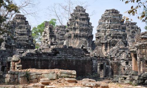 Zdjęcie KAMBODżA / Ankor / Banteay Kdei / świątynia
