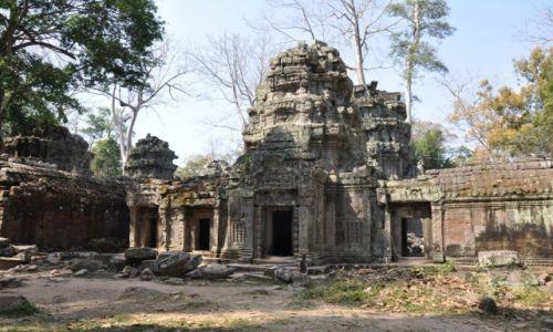 Zdjęcie KAMBODżA / Ankor / Ankor Wat / świątynia