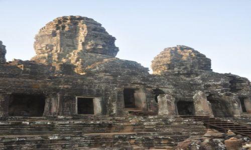 Zdjęcie KAMBODżA / Ankor / Ankor / Świątynia Bayon