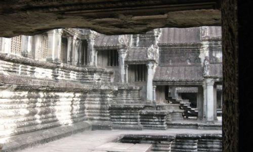 Zdjęcie KAMBODżA / Siem Reap / Ankor / Najwspanialszy obiekt sakralny