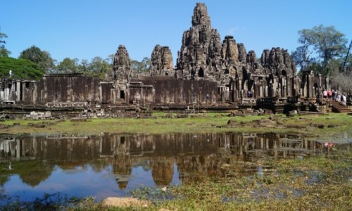Zdjęcie KAMBODżA / Angkor Wat / Angkor Wat / Miasto w Dżungli