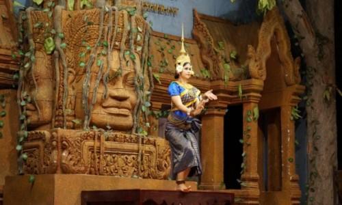Zdjecie KAMBOD�A / Angkor Wat / Angkor Wat / Taniec