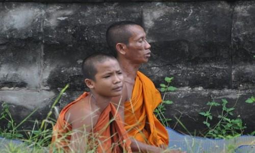 Zdjecie KAMBODżA / Siem Reap / Angkor Wat / Bez tytułu.