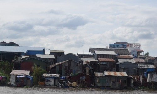 Zdjecie KAMBODżA / Phnom Penh / Phnom Penh / Przedmieścia Ph