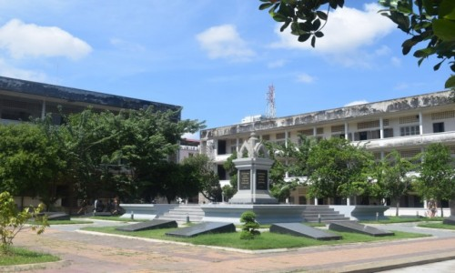 Zdjecie KAMBODżA / Phnom Penh / Phnom Penh / TUOL SLENG- Muz