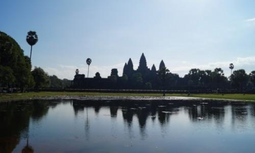 Zdjecie KAMBODżA / Angkor Wat / Angkor Wat / Angkor Wat o św