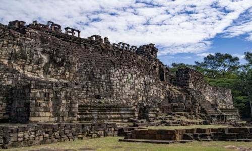 Zdjecie KAMBODżA / Siem Reap / Angkor / Świątynia Bayon