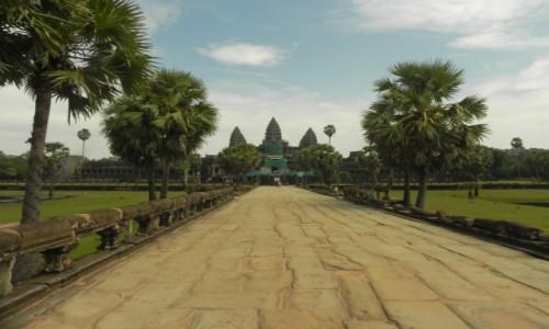Zdjecie KAMBODżA / Angkor Watt / światynia / Angkor Watt