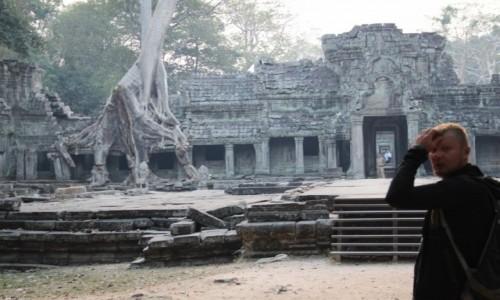 Zdjecie KAMBODżA / Angkor  / Krong Siem Reap / Świątynia