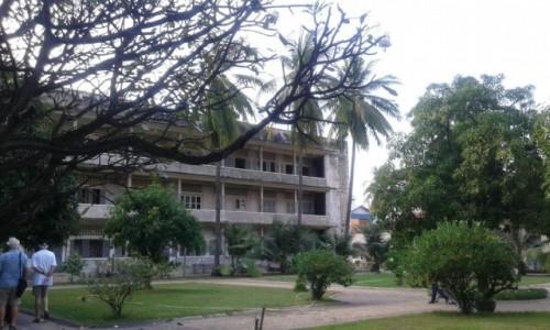 Zdjecie KAMBODżA / - / Phnom Penh / Muzeum Ludobójstwa Tuol Sleng