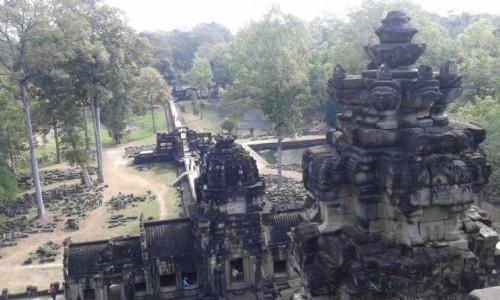 Zdjecie KAMBODżA / - / Siem Reap / Angkor