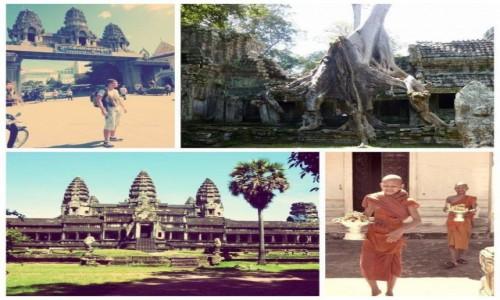 Zdjecie KAMBODżA / Siem Reap / Ankor Wat / Tomb Raider